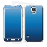 Skincover® Galaxy S5  - Blue