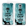 Skincover® Galaxy S5  - Bluesky