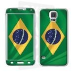 Skincover® Galaxy S5  - Brazil