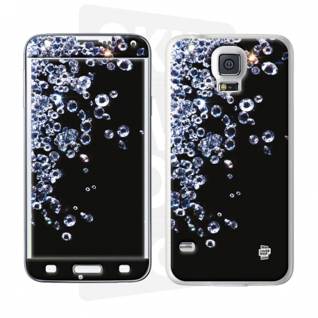 Skincover® Galaxy S5  - Diamonds