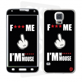 Skincover® Galaxy S5  - FM Mouse