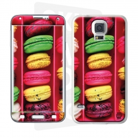 Skincover® Galaxy S5  - Macarons