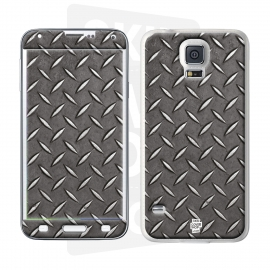 Skincover® Galaxy S5  - Metal 1
