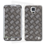 Skincover® Galaxy S5  - Metal 2