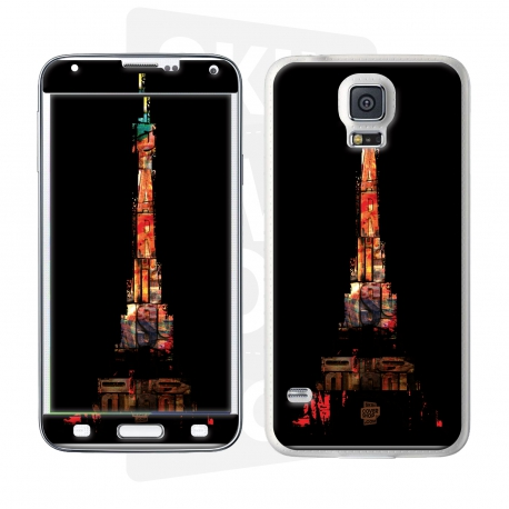 Skincover® Galaxy S5  - Paris & Art By Paslier