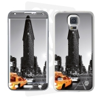 Skincover® Galaxy S5  - Taxi NYC By Paslier