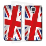 Skincover® Galaxy S5  - Union Jack