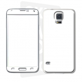 Skincover® Galaxy S5  - White