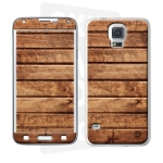 Skincover® Galaxy S5  - Wood