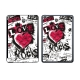 Skincover® Ipad Mini - Love & Rock