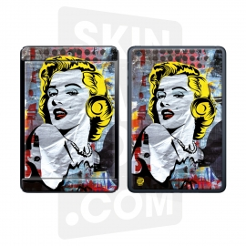 Skincover® Ipad Mini - Marilyn By Paslier