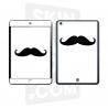 Skincover® Ipad Mini - Moustache B&W