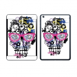 Skincover® Ipad Mini - Skull & Art