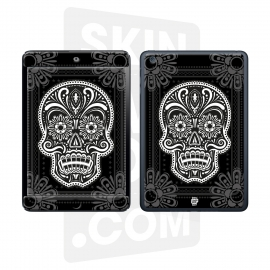 Skincover® Ipad Mini - Skull & Flower