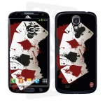 Skincover® Galaxy S4 - 4 Aces