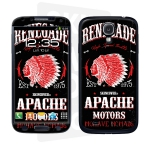 Skincover® Galaxy S4 - Apache Motors