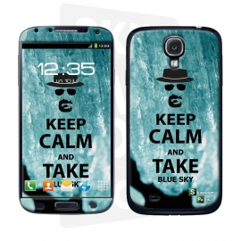 Skincover® Galaxy S4 - Bluesky
