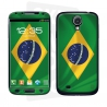 Skincover® Galaxy S4 - Brazil