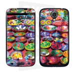 Skincover® Galaxy S4 - Colorfull