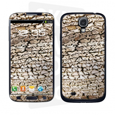 Skincover® Galaxy S4 - Design Wood