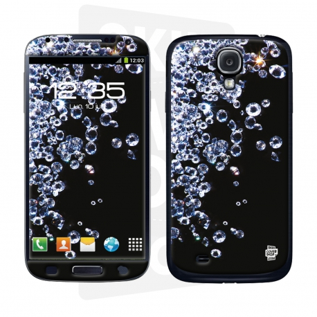 Skincover® Galaxy S4 - Diamonds