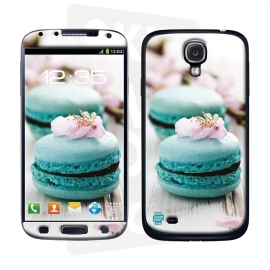 Skincover® Galaxy S4 - Macaron Flowers
