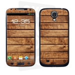 Skincover® Galaxy S4 - Wood