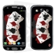 Skincover® Galaxy S3 - 4 Aces
