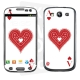 Skincover® Galaxy S3 - Ace Of Heart