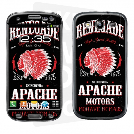 Skincover® Galaxy S3 - Apache Motor