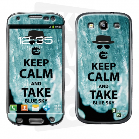 Skincover® Galaxy S3 - Bluesky