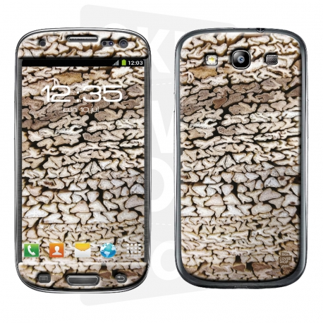 Skincover® Galaxy S3 - Design Wood