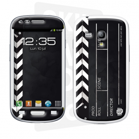 Skincover® Galaxy S3 Mini - Action