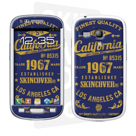 Skincover® Galaxy S3 Mini - California
