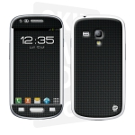Skincover® Galaxy S3 Mini - Carbon