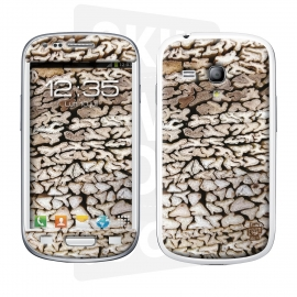 Skincover® Galaxy S3 Mini - Design Wood