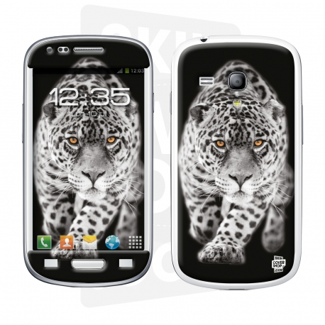 Skincover® Galaxy S3 Mini - Jaguar