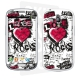Skincover® Galaxy S3 Mini - Love & Rock