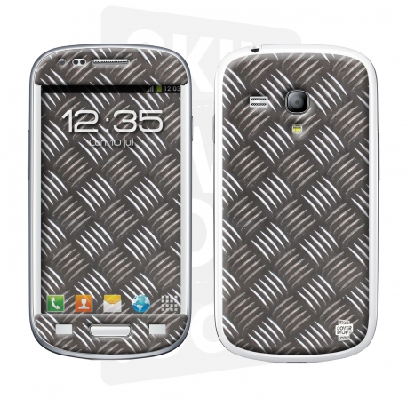 Skincover® Galaxy S3 Mini - Metal 2