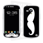 Skincover® Galaxy S3 Mini - Moustache B&W