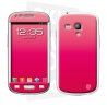 Skincover® Galaxy S3 Mini - Pink
