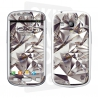 Skincover® Galaxy S3 Mini - Polygon