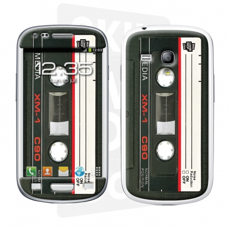 Skincover® Galaxy S3 Mini - Tape 80'