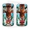 Skincover® Galaxy S3 Mini - Tiger Cross