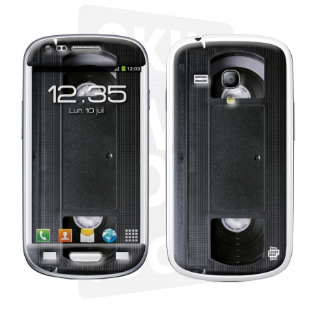 Skincover® Galaxy S3 Mini - VHS