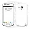 Skincover® Galaxy S3 Mini - White