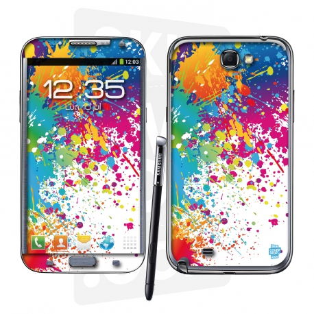 Skincover® Galaxy Note 2 - Abstr'Art