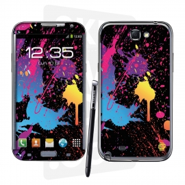 Skincover® Galaxy Note 2 - Abstr'Art 2