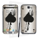 Skincover® Galaxy Note 2 - Ace Of Spade