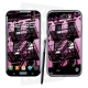 Skincover® Galaxy Note 2 - Ap'Art Pink By Paslier